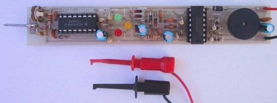 Excellent Logic Probe Mkiib Wiring 101 Cranwise Assnl