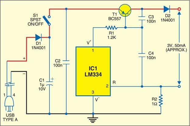 p18an over designed circuit from electronics for you magazine