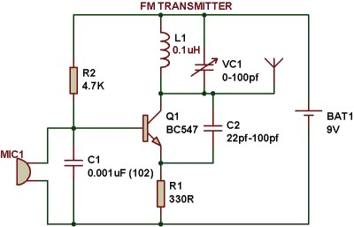 Admirable Fm Bugger Block Diagram Basic Electronics Wiring Diagram Wiring Digital Resources Funapmognl