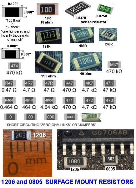 Fond 5488 as well Smt Resistor Array Package Type moreover Testing Electronic  ponents in addition Smd Resistor 0603 0805 0402 1206 100units Pack Connectronics 151456094 2015 06 Sale P likewise Resistors 07. on chip resistor size chart