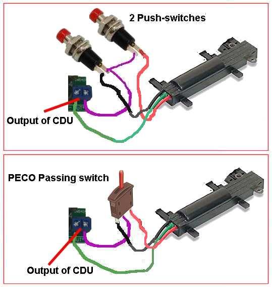 Wiring Diagram Peco Point Motors